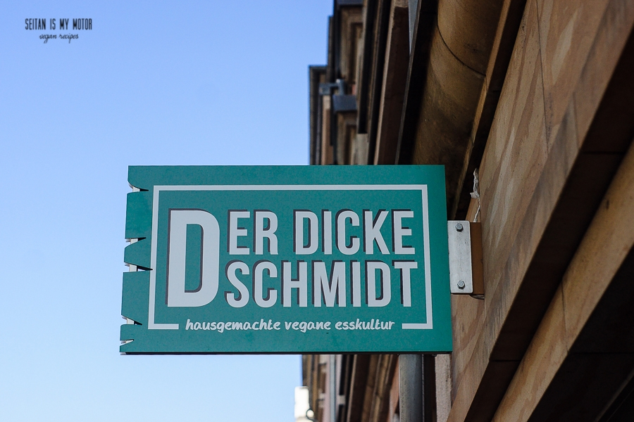 Restaurant Review: Dicker Schmidt Dresden |  Vegan Month of Food 2015