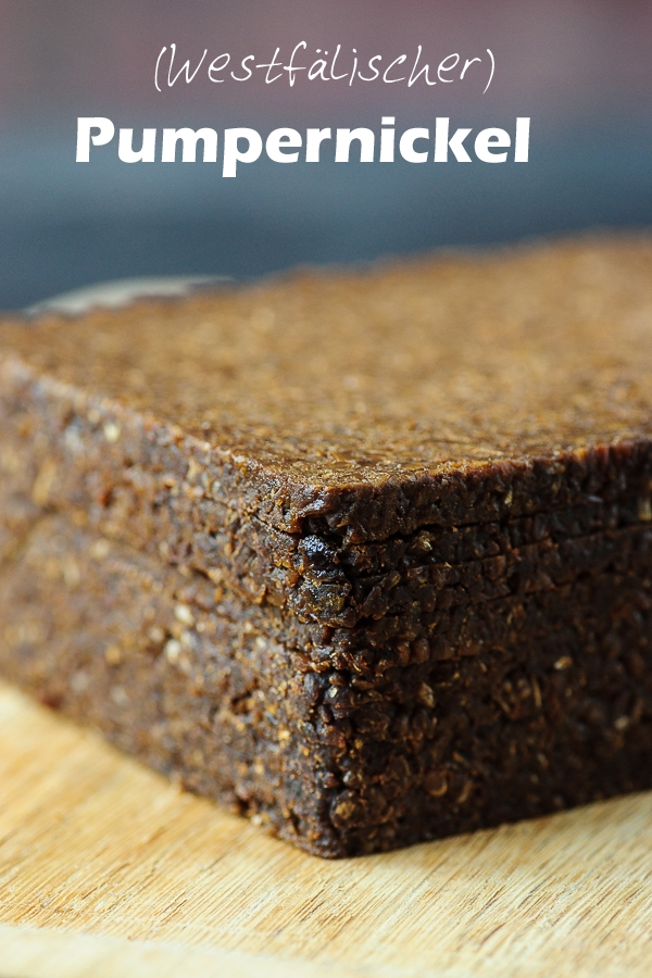 Pumpernickel | Vegan Month of Food 2015
