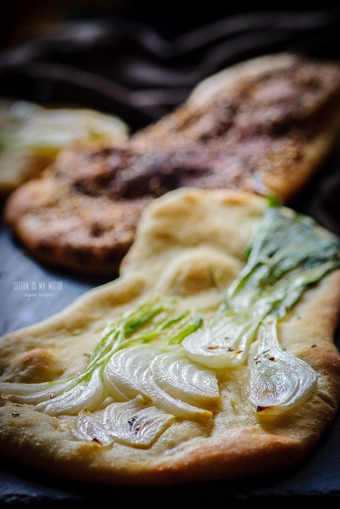 مناقيش manaqeesh (topped flatbread)